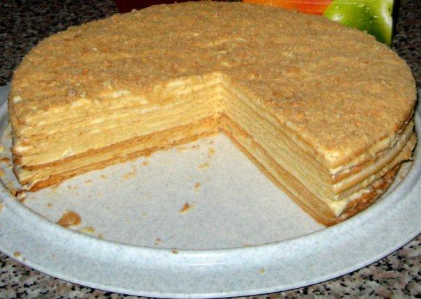 Рецепт тортов с медом фото